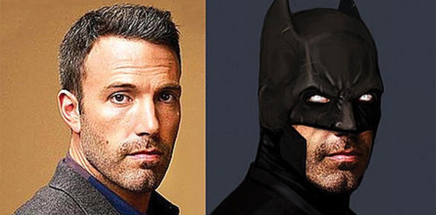 BEN AFFLEK Batman