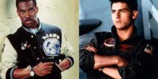 TOP GUN 2 / SUPERDETECTIVE EN HOLLYWOOD 4 noticia: Jerry Bruckheimer resucitará a Maverick  y a Axel Foley