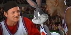 SPACE JAM 2 noticia: LeBron James tras los saltos de Michael Jordan