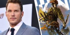 COWBOY NINJA VIKING noticia: Chris Pratt protagoniza la adaptación