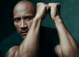 SKYSCRAPER noticia: El coloso en llamas de Dwayne Johnson