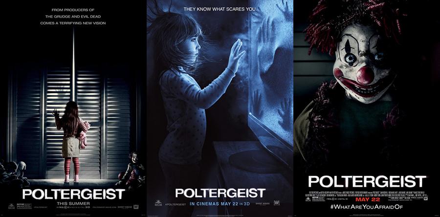 Cone de terror: Poltergeist (2015)