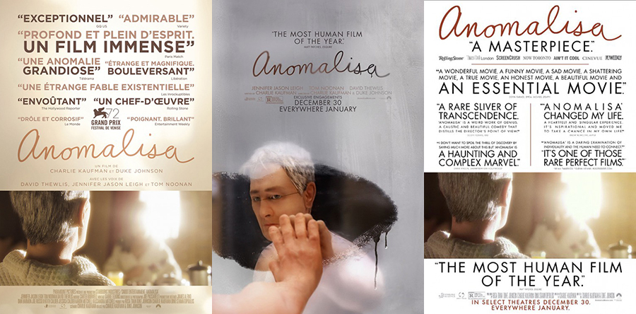 Anomalisa: cine de animación