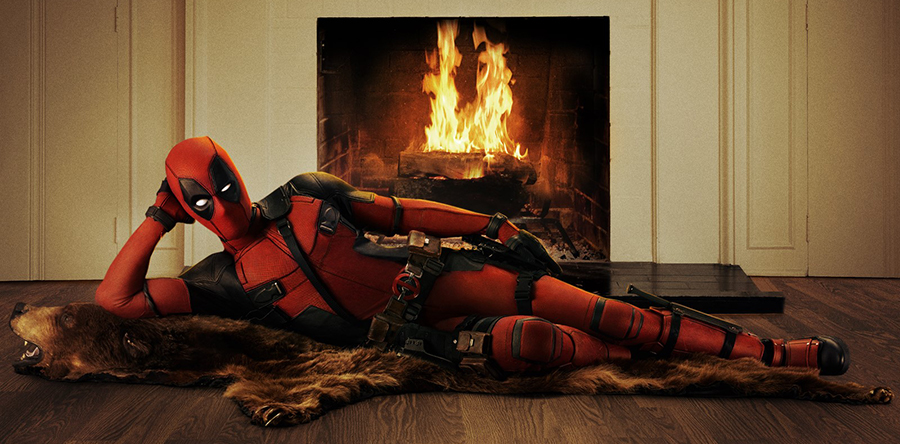 Deadpool: cine de superhéroes