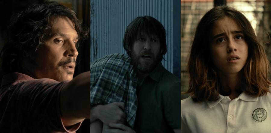 El mal que hacen los hombres: thriller de acción