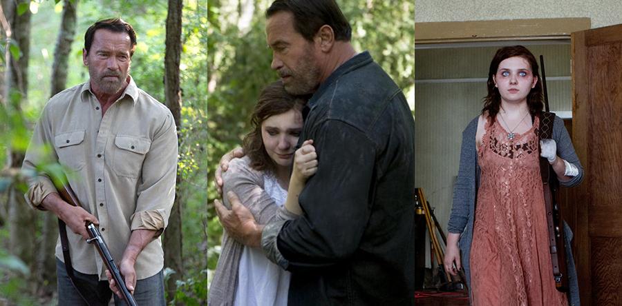Maggie: cine terror zombies