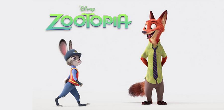 Zootrópolis: Disney animación
