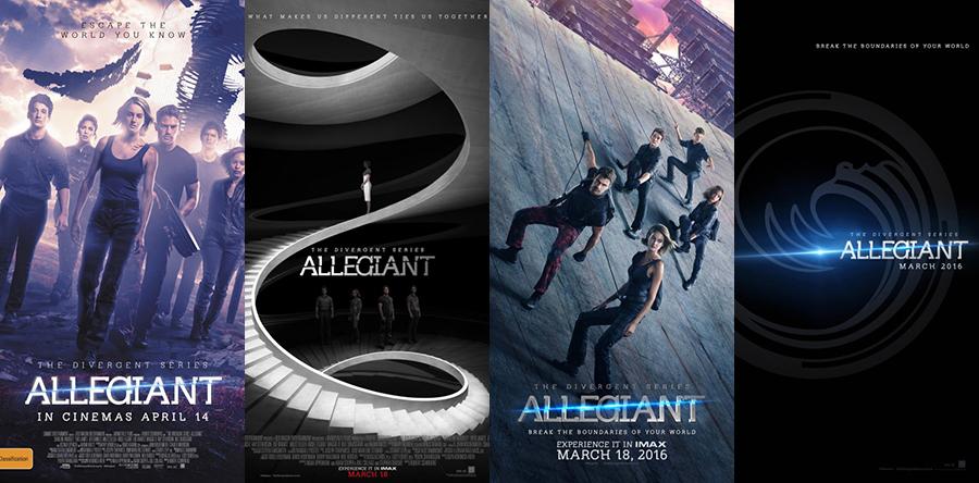 La serie Divergente: Leal: ciencia ficcion