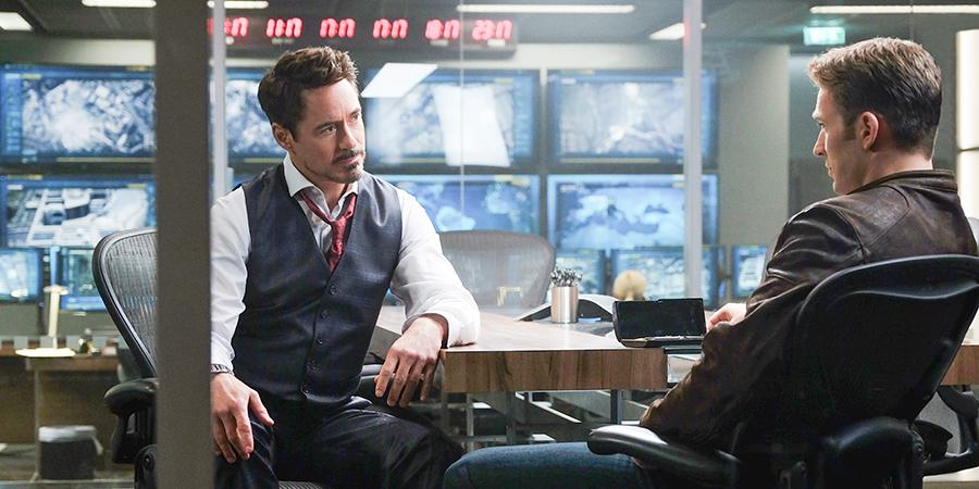 Capitán América: Civil War: superhéroes Marvel