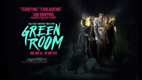 GREEN ROOM crítica: La habitación del pánico
