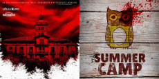 SUMMER CAMP posters