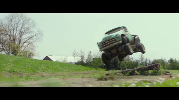 MONSTER TRUCKS trailer