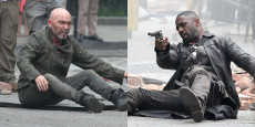 LA TORRE OSCURA rodaje: Idris Elba VS. Jackie Earle Haley
