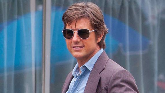 MENA primeras imágenes: Tom Cruise traficante reclutado