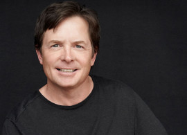 MICHAEL J. FOX noticia: Michael J. Fox reparece junto a Coldplay