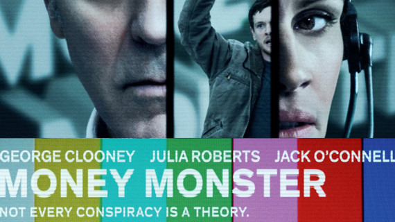 MONEY MONSTER crítica: George Clooney YouTuber