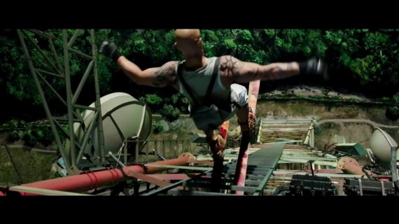 xXx: REACTIVATED trailer