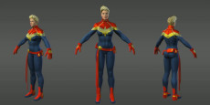 CAPTAIN MARVEL noticia: Tres directoras en la quiniela