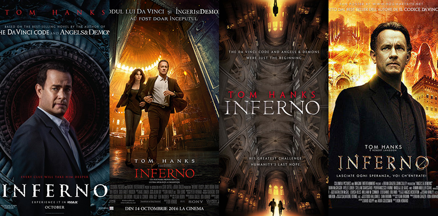 Inferno (2016) Watch Online Hindi Dubbed Full Movie