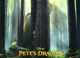 PETER Y EL DRAGÓN reportaje: Pedro y el nuevo dragón Elliot