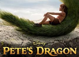 PETER Y EL DRAGÓN crítica: Como digitalizar a tu dragón
