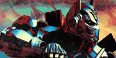 TRANSFORMERS: THE LAST KNIGHT primer poster