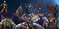 LOS VENGADORES noticia: Infinity War será una sola película