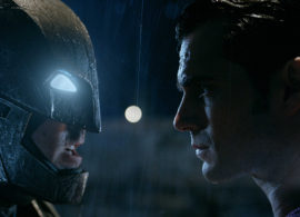 BATMAN V SUPERMAN: EL AMANECER DE LA JUSTICIA noticia: Easter Egg confirmado