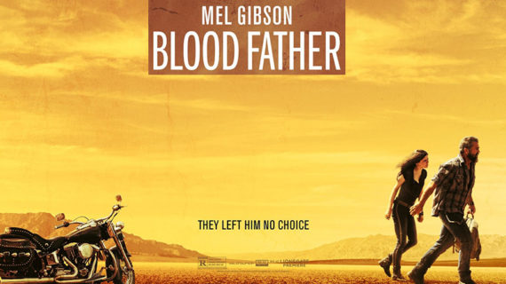 BLOOD FATHER crítica: Papá canguro