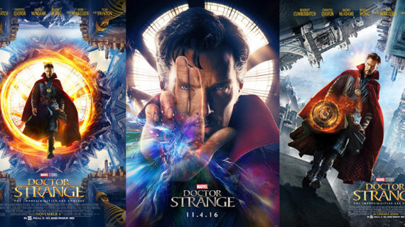 DOCTOR STRANGE posters