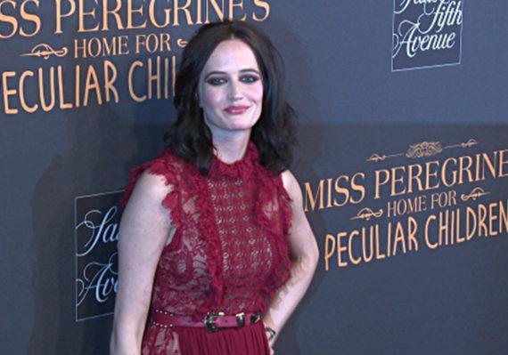 EL HOGAR DE MISS PEREGRINE PARA NIÑOS PECULIARES premiere: Premiere peculiar