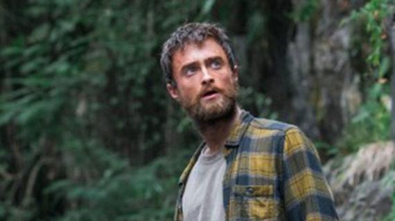 JUNGLE primera foto: Daniel Radcliffe perdido en la selva