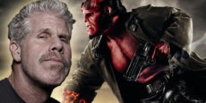 HELLBOY 3 noticia: Ron Perlman sigue dando la brasa