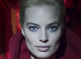 TERMINAL primera foto: Margot Robbie femme fatale