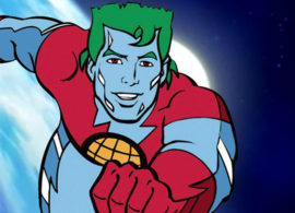 CAPTAIN PLANET noticia: Leonardo DiCaprio produce la adaptación real