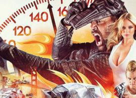 DEATH RACE 2050 primer poster: Death Race Retro