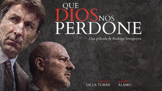 QUE DIOS NOS PERDONE crítica: Spanish Buddy Movie