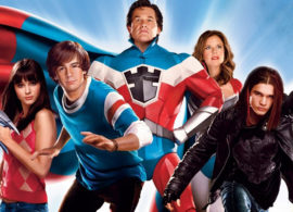 SKY HIGH 2 noticia: Una escuela de altos vuelos 2