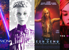 THE NEON DEMON posters