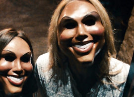 THE PURGE noticia: Precuela y serie de televisión