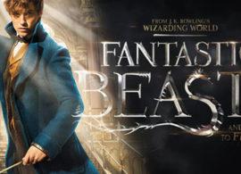 ANIMALES FANTÁSTICOS Y DÓNDE ENCONTRARLOS crítica: El abuelo de Harry Potter