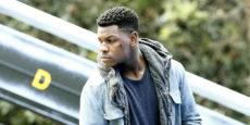 PACIFIC RIM: UPRISING rodaje: John Boyega en acción