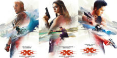 xXx: REACTIVATED posters