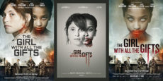 MELANIE. THE GIRL WITH ALL THE GIFTS posters