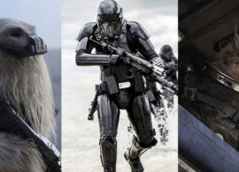 ROGUE ONE: UNA HISTORIA DE STAR WARS fotos