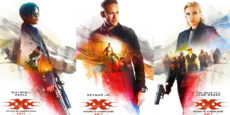 xXx: REACTIVATED nuevos posters