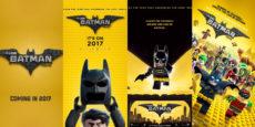 BATMAN: LA LEGO PELÍCULA posters