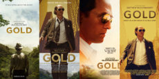 GOLD posters