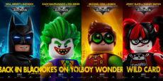 BATMAN: LA LEGO PELÍCULA posters : Personajes