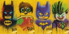 BATMAN: LA LEGO PELÍCULA más posters de personajes